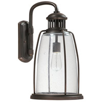 Capital Lighting Harbour 1 Light Outdoor Wall Lantern in Old Bronze 9633OB