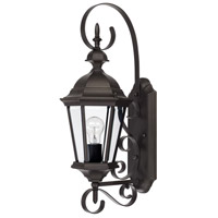 Carriage House 1 Light 23 inch Old Bronze Outdoor Wall Lantern