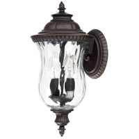 Ashford 2 Light 15 inch Old Bronze Outdoor Wall Lantern