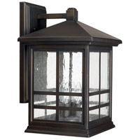 Preston 4 Light 19 inch Old Bronze Outdoor Wall Lantern