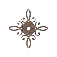Capital Lighting Reserve Decorative Canopy in Rustic CANOPY4162RT photo thumbnail