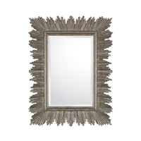 Signature 40 X 31 inch Rustic Wall Mirror