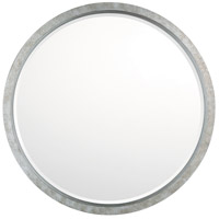 Capital Lighting Decorative Beveled Mirror in Antique Silver M323292