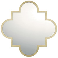 Capital Lighting M343402 Signature 34 X 29 inch Capital Gold Wall Mirror