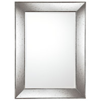 Capital Lighting Signature Mirror in Aged Silver with Aniqued Frame M362470