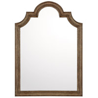 Signature 42 X 32 inch Tawny Mirror Home Decor
