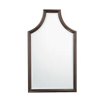 Capital Lighting Decorative Mirror in Deep Brown M412401