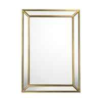 Capital Lighting Decorative Mirror in Brushed Gold M412402