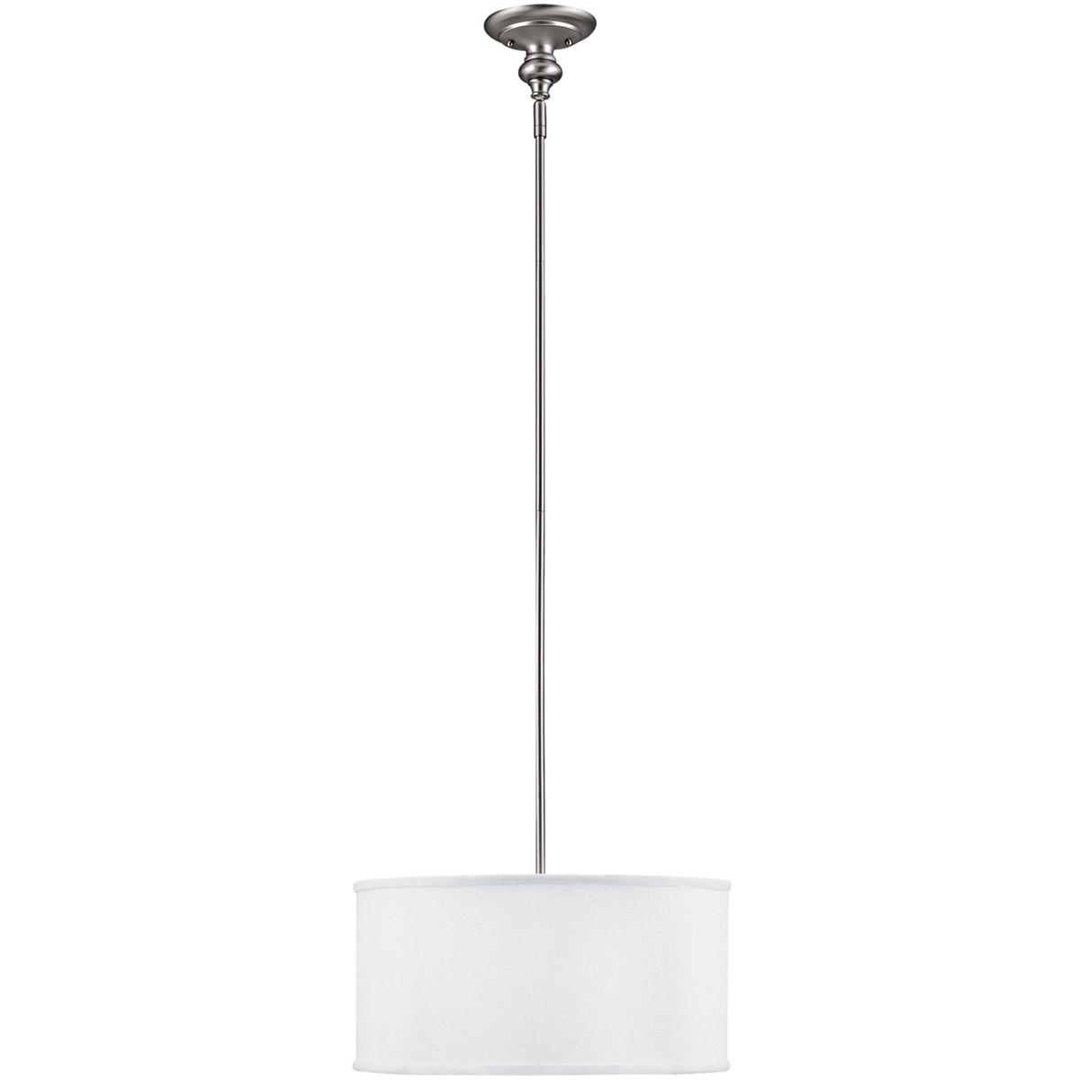 Capital lighting fixtures 3910mn 457 midtown pendant matte nickel