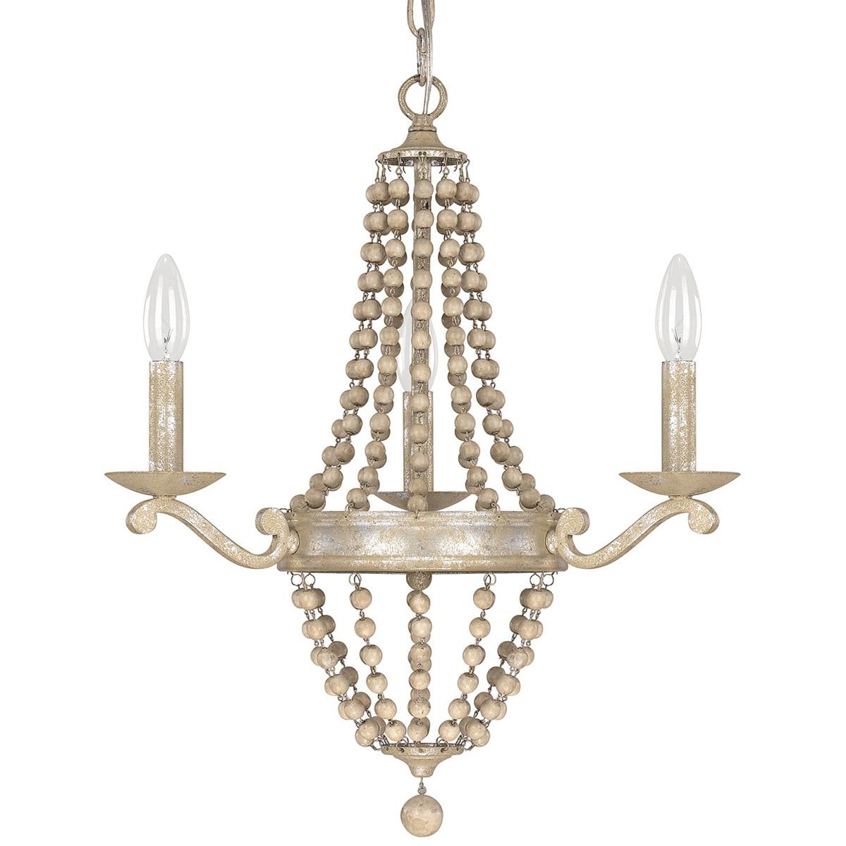 Capital lighting fixtures 4443sq 000 adele chandelier silver quartz