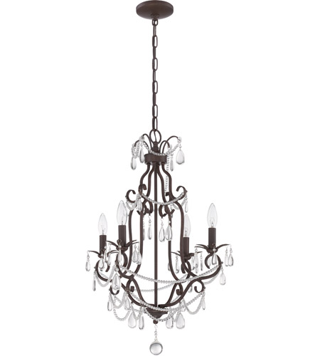 Craftmade Steel Mini Chandeliers