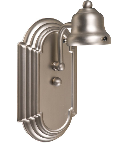 Craftmade Satin Nickel Wall Sconces