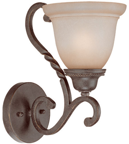 Craftmade 22431-ET Sutherland 1 Light 7 inch English Toffee Wall Sconce Wall Light photo