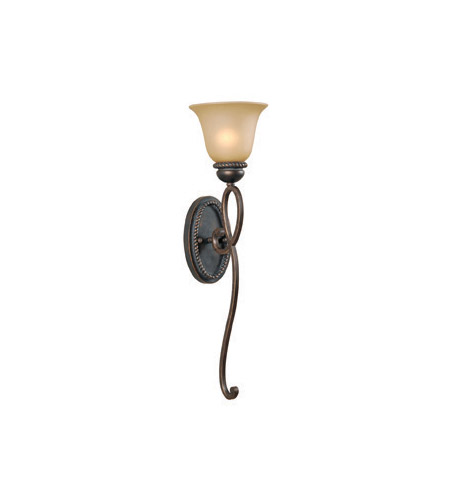 Craftmade 25231-MB Highland Place 1 Light 7 inch Mocha Bronze Wall Sconce Wall Light photo