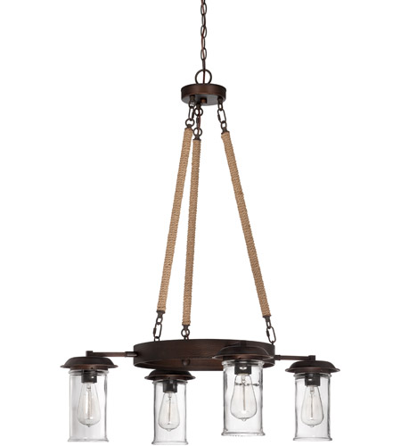 Craftmade 36124-ABZ Thornton 4 Light 32 inch Aged Bronze Chandelier Ceiling Light alternative photo thumbnail