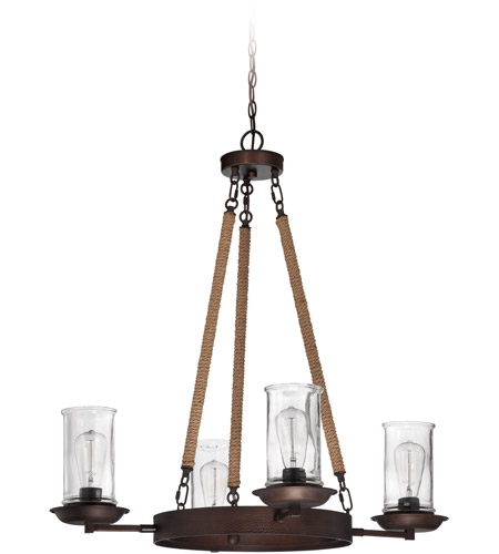 Rustic Antique Bronze Chandeliers