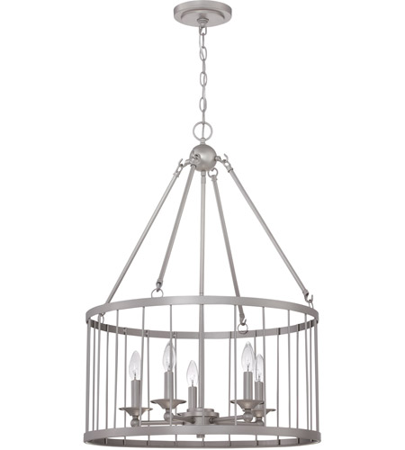 Craftmade Steel Villa Pendants