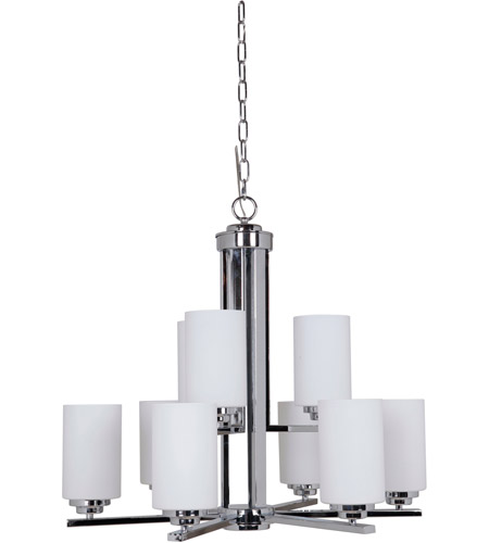 Craftmade Steel Albany Chandeliers