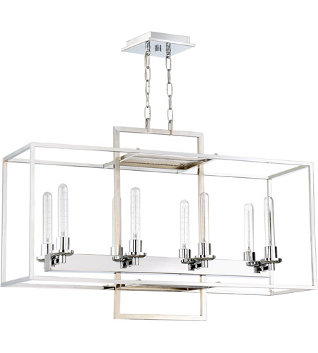 Craftmade 41528 ch cubic 8 light 36 inch chrome linear chandelier craftmade 41528 ch cubic 8 light 36 inch chrome linear chandelier ceiling light mozeypictures Gallery