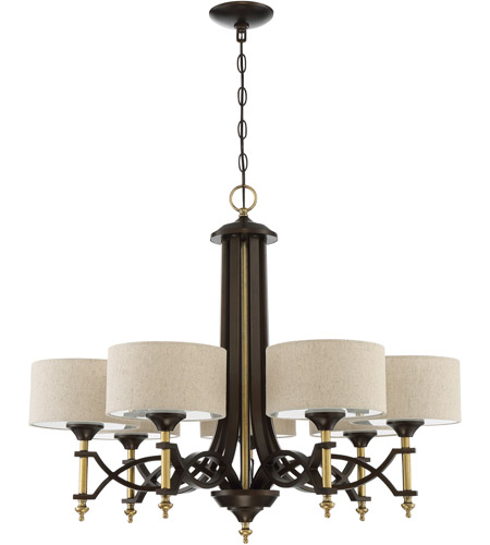 Craftmade Bronze Chandeliers