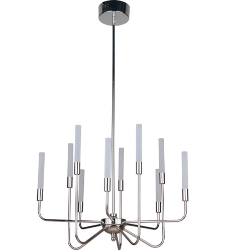 Craftmade Polished Nickel Aluminum Chandeliers