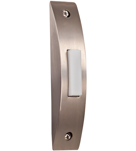 Craftmade BSCS-BN Signature Brushed Nickel Lighted Push Button in Brushed Satin Nickel photo
