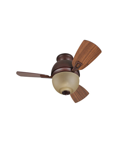 Gilded Bronze Indoor Ceiling Fans