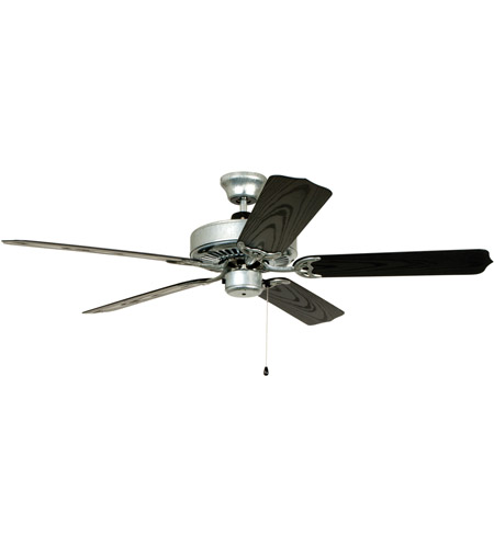 Black Steel Indoor Ceiling Fans