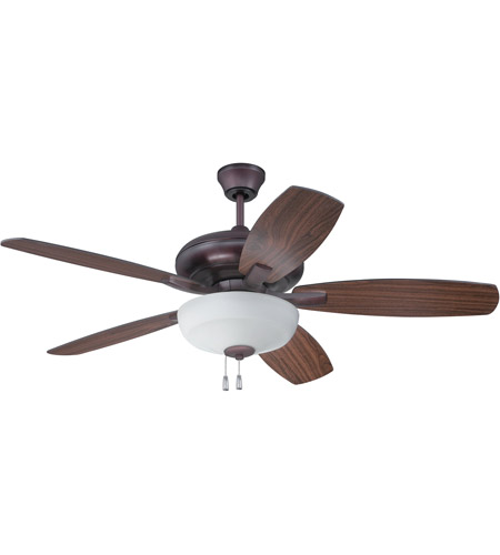 Craftmade Oiled Bronze Indoor Ceiling Fans