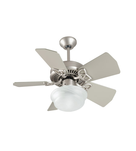 Craftmade k10149 piccolo 30 inch brushed satin nickel with brushed craftmade k10149 piccolo 30 inch brushed satin nickel with brushed nickel blades ceiling fan kit in aloadofball Images