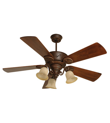 Aged Walnut Indoor Ceiling Fans