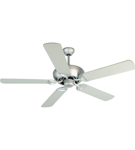 Brushed Nickel Outdoor Fans