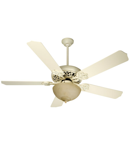 Craftmade Antique White Indoor Ceiling Fans