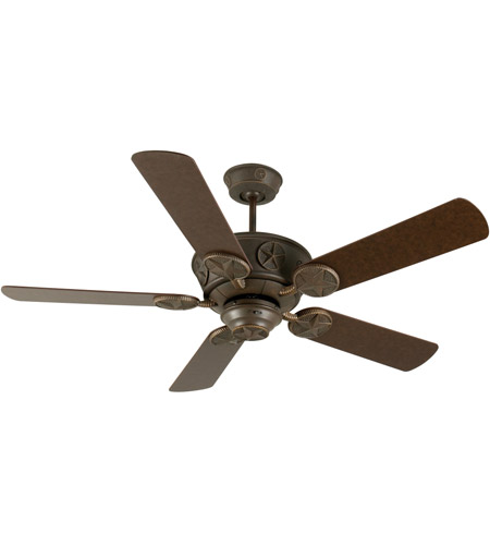 Craftmade K10871 Chaparral 52 inch Aged Bronze Textured with Aged Bronze Blades Ceiling Fan Kit in MDF Blades, Contractor Plus, Light Kit Sold Separately, Blades Included photo