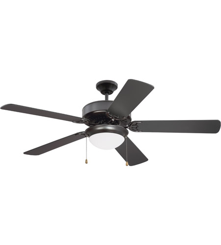Craftmade K11299 Pro Energy Star 209 52 Inch Oiled Bronze Ceiling Fan Kit Blades Included