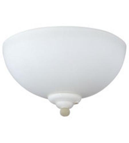 White 18 Total Watts Craftmade LK315-LED Universal 2-Light Kit