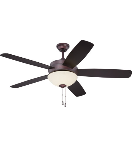 Craftmade Ly52ob5 Wg Layton 52 Inch Oiled Bronze With