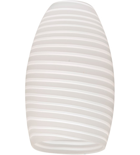 Craftmade N336FL Design-A-Fixture Spun White Satin 5 inch Mini Pendant Glass in Spun White Satin Glass photo