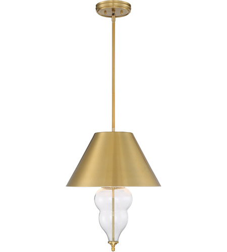 Craftmade P955SB3 Nabu 3 Light 16 inch Satin Brass Pendant Ceiling Light photo thumbnail