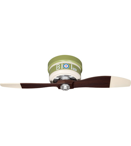 Craftmade WB242SC2 Warplanes 42 inch WarPlanes Sopwith Camel with War Plane Blades Ceiling Fan photo