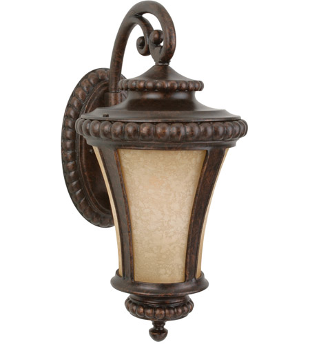 Craftmade Peruvian Bronze Outdoor Wall Lights