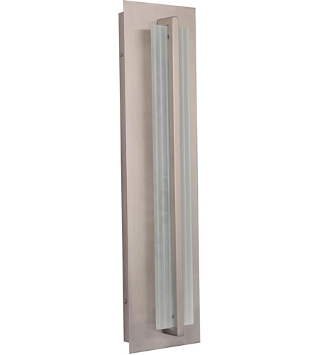 Craftmade Z3622-SS-LED Allure LED 22 inch Stainless Steel Outdoor Pocket Sconce, Large photo