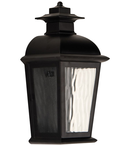 Craftmade Z5702-OBO-LED Branbury LED 14 inch Oiled Bronze Outdoor Pocket Sconce, Small photo