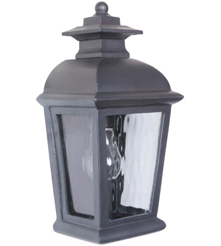 Craftmade Z5702-OBO Branbury 1 Light 14 inch Oiled Bronze Outdoor Pocket Sconce in Incandescent, Small photo