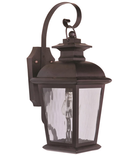 Craftmade Branbury Outdoor Wall Lights