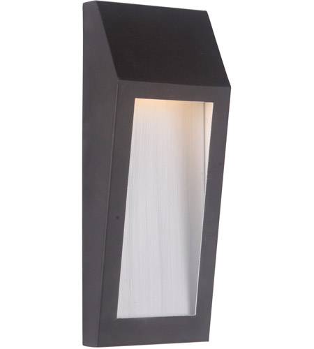 Craftmade Z9302-OBO-LED Wedge LED 11 inch Oiled Bronze Outdoor Pocket Sconce, Small alternative photo thumbnail