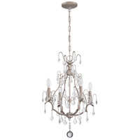 Craftmade 1074C-AO Signature 4 Light 17 inch Athenian Obol Mini Chandelier Ceiling Light