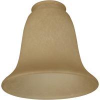 Craftmade 115 Signature Caramel Speck Fan Glass Small Bell
