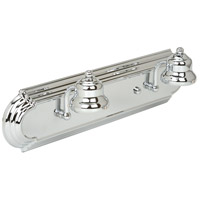 Jeremiah by Craftmade Arch Arm 2 Light Vanity Light in Chrome 11718CH2