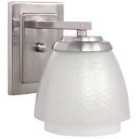 Craftmade Piedmont Wall Sconce in Brushed Nickel 14606BNK1